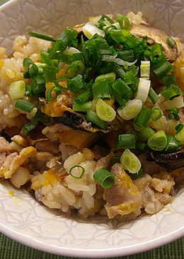 南瓜冬菇豬肉飯食譜