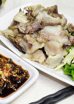 豬頭肉【御釀拌淋風味】