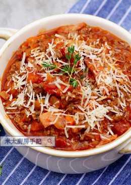 經典番茄肉醬