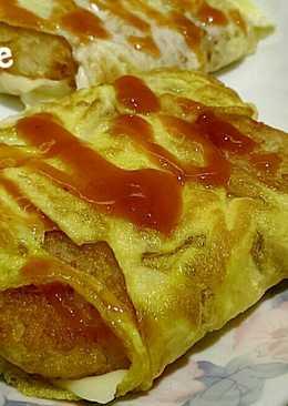薯餅起司蛋塔