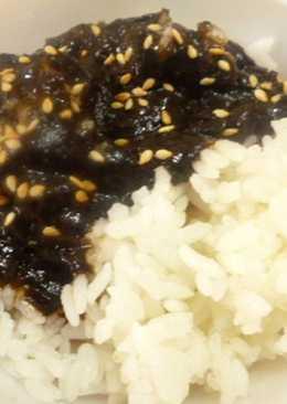 [元本山海苔]海苔醬