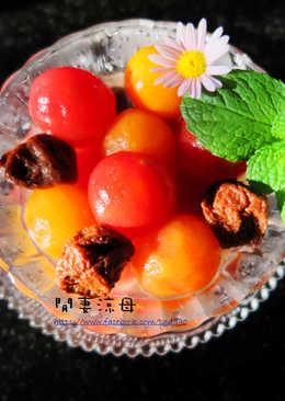 蜂蜜梅漬蕃茄