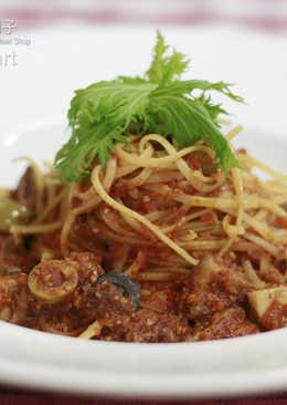 有心食譜:辣味蕃茄義大利麵