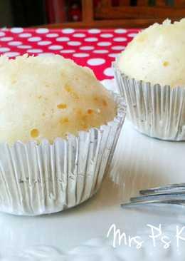 蒸蜂蜜蛋糕[15分鐘食譜]