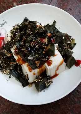 【元本山幸福廚房】海苔堅果夾心佐皮蛋豆腐