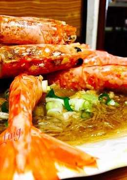 蒜茸蒸蝦🦐
