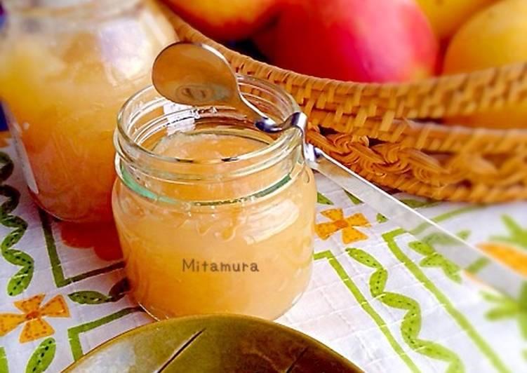 蘋果水梨果醬