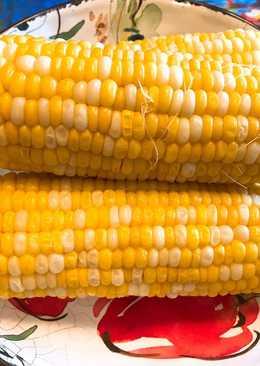 清蒸玉米- 大同電鍋版