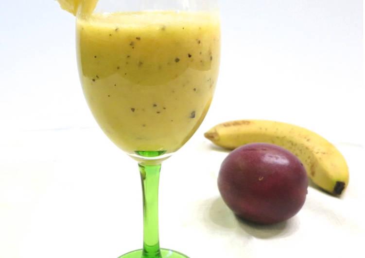 熱帶水果汁