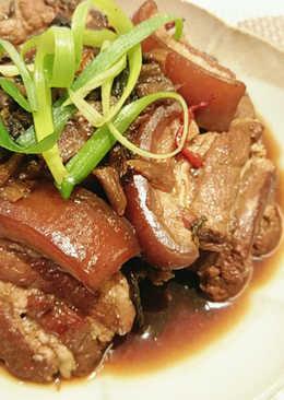 【御釀滷煮入味】梅干扣肉