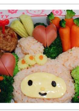 【親子食堂】美味兔子餐飯飯