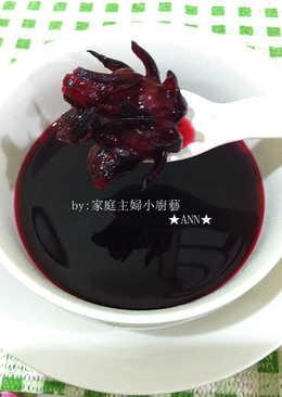 ★洛神花酸甜湯★
