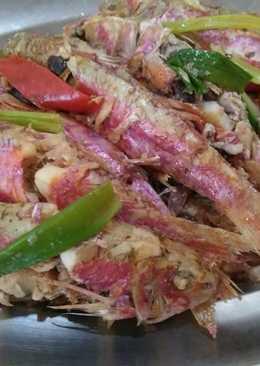 紅燒豆鼓紅魚【澎湖野生水產】