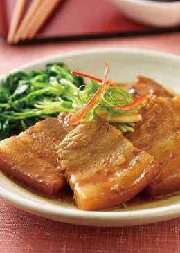 蔬菜腐乳肉