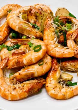 菲姐私房菜-辣炒胡椒蝦