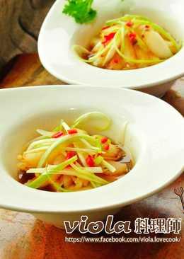 清蒸蟹肉豆腐『電鍋料理』