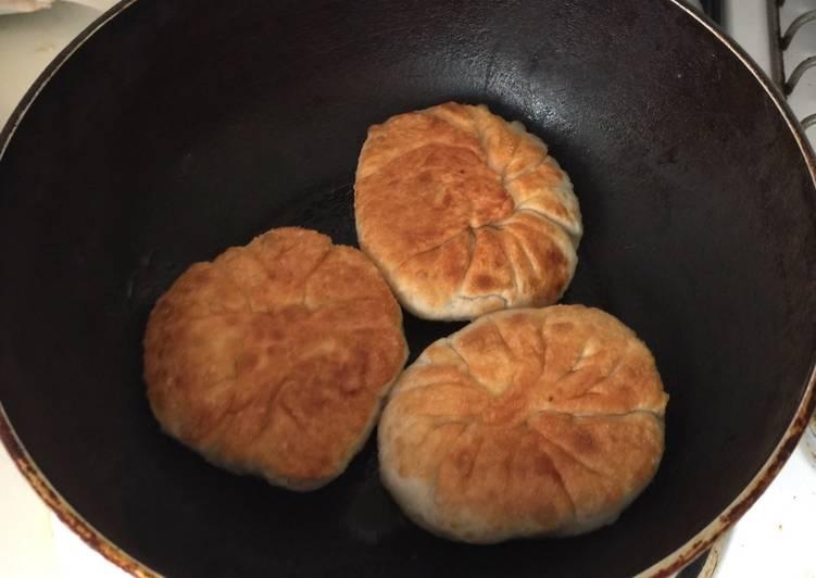 紅蘿蔔豬肉餡餅