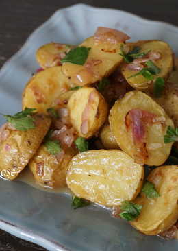 蜂蜜芥末馬鈴薯溫沙拉