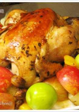 一箱烤定:法式原味烤雞