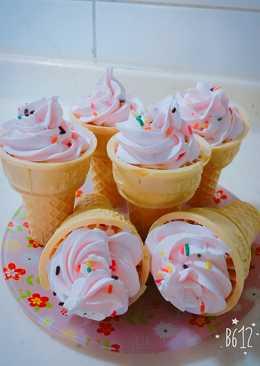 不會溶化的冰淇淋