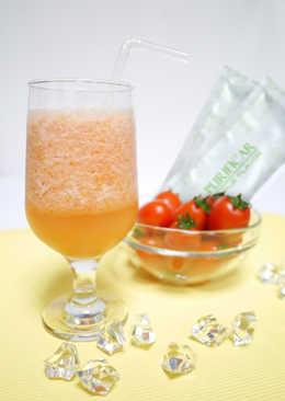 普力活bb蕃茄蜜凍飲(台中分公司 提供)