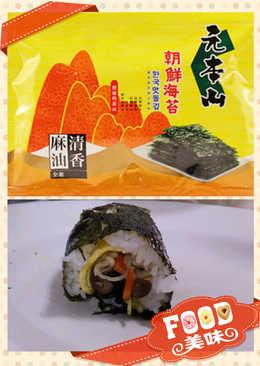 【元本山幸福廚房】海苔飯捲