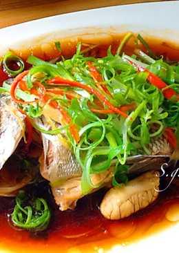 清蒸黑鯛(烏格)