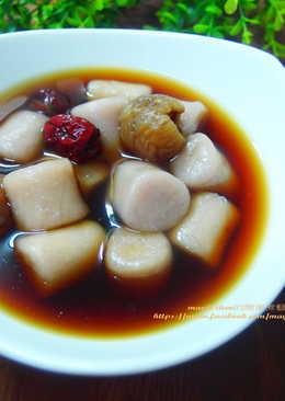 桂圓紅棗芋圓