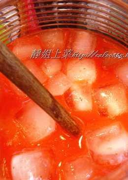 草莓檸檬汁
