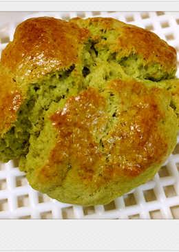蜜糖綠茶鬆餅