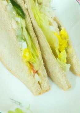 雞肉沙拉,雞肉三明治