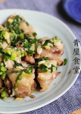 油蔥雞(電鍋料理)