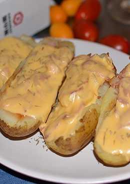 【御釀燒烤滋味】御釀起司焗馬鈴薯