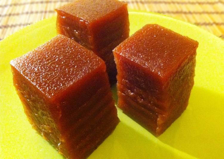 【糕點】千層紅棗糕