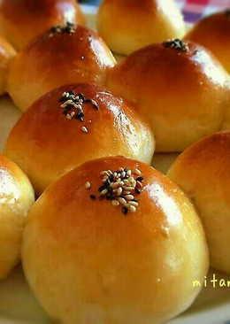 懷念的紅豆沙麵包