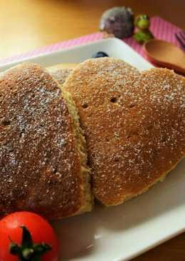 原味鬆餅(蛋糕版)