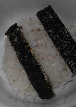杏仁海苔飯