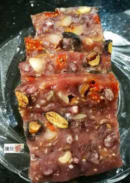 蜜紅豆堅果年糕
