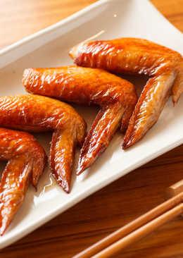烤脆皮雞翅