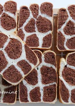 [麵包機]好夢幻的長頸鹿吐司