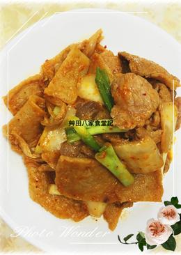 韓式泡菜炒豬肉🐖🐖🐖