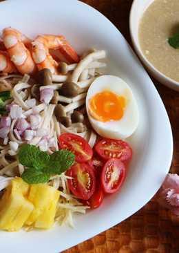 泰式風味《紅黎清爽涼麵》農食力