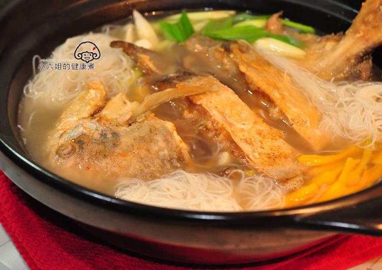 鯧魚米粉湯(年菜料理)