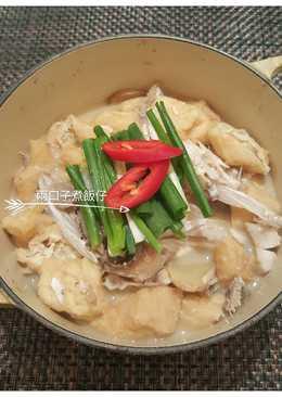 豆卜腐乳魚