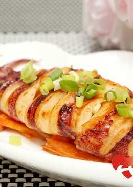 中秋烤肉~韓式辣烤小卷【鮮之流】