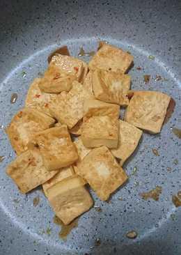 乾燒老豆腐