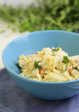 清爽酸黃瓜馬鈴薯蛋沙拉
