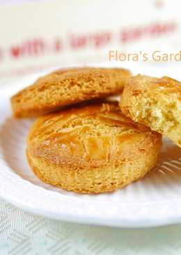 法國布列塔尼餅乾✿Flora最愛的餅乾♥