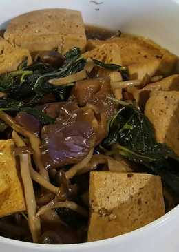 茄子燒豆腐