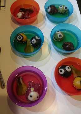 創意造型湯圓